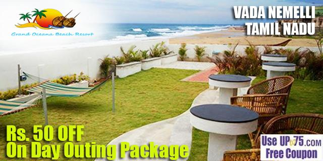Grand Oceana Beach Resort offers India