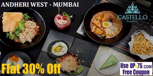Castello Cafe Sin Guilt Free offers India