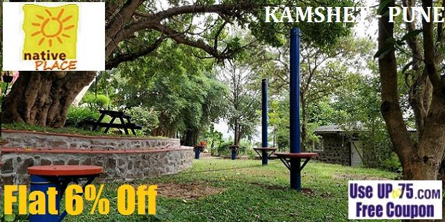 Native Place Kamshet offers India