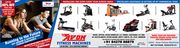 Avon Fitness offers India