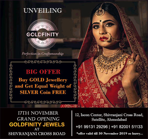 Goldfinity Jewels offers India