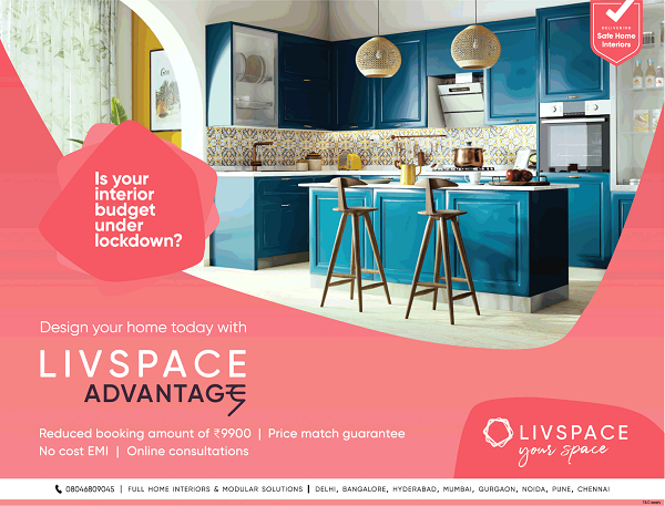 Livspace offers India
