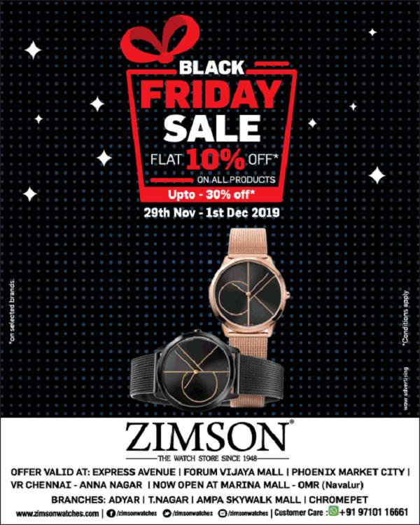Zimson offers India