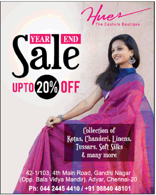 Hues offers India