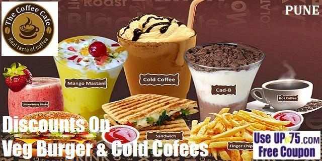 The Coffee Cafe offers India