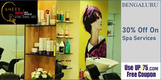 Amber Nova Unisex Spa and Salon offers India