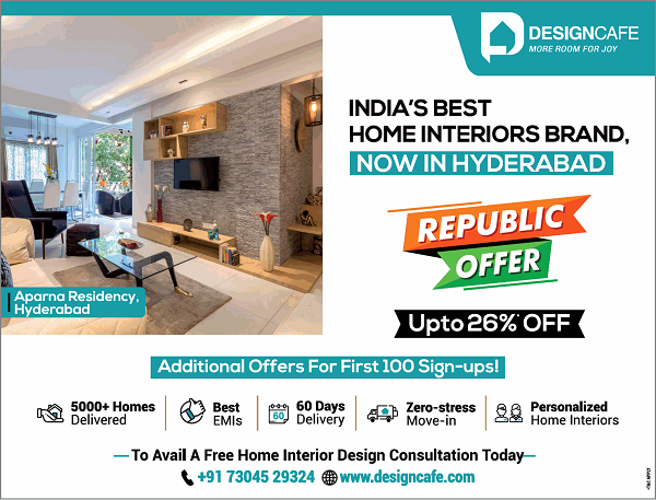 Design Cafe offers India