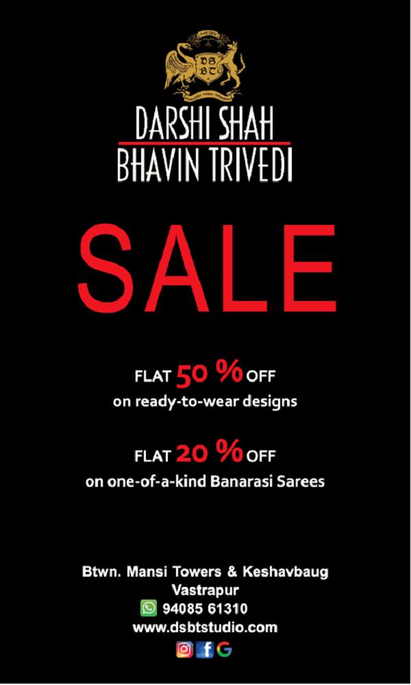 Darshi Shah Bhavin Trivedi offers India