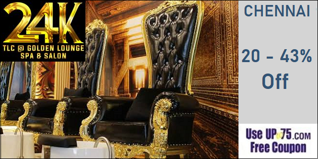 24K Luxury Salon offers India