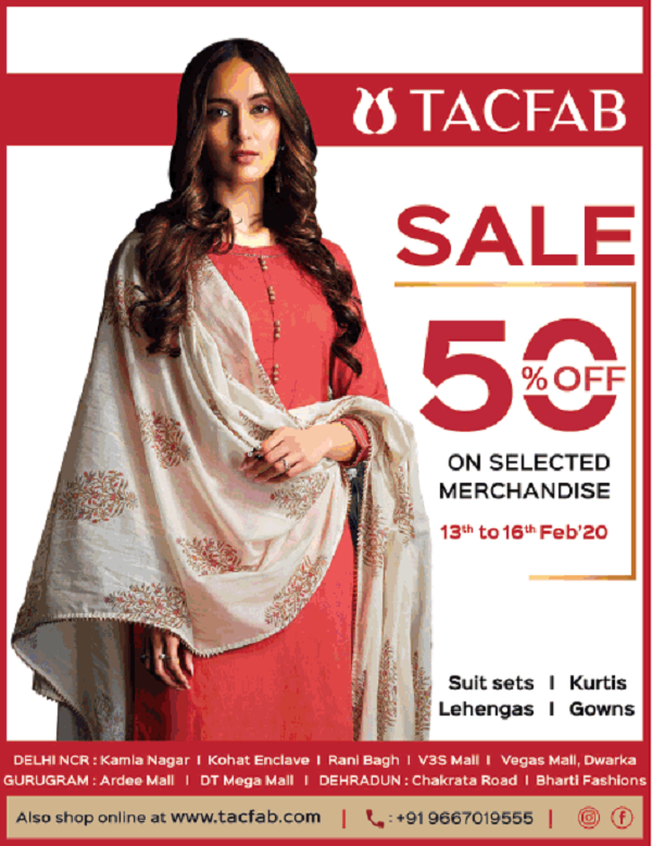 Tacfab offers India