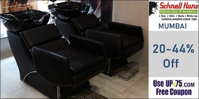 Schnell Hans Salon Spa and Academy offers India