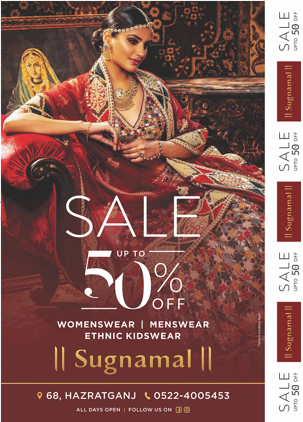 Sugnamal offers India