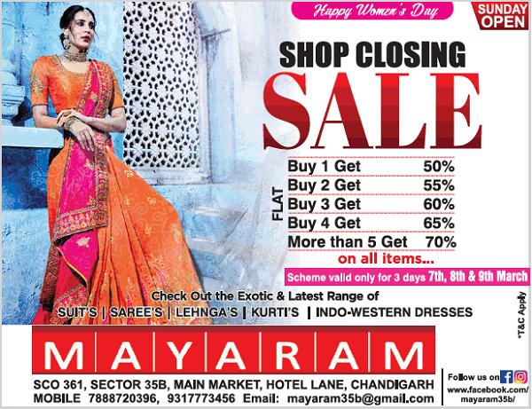 Mayaram offers India