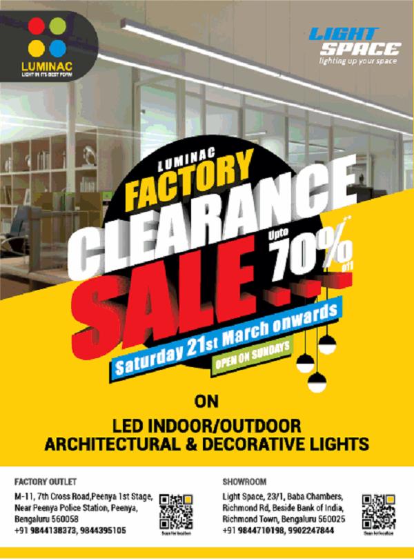Luminac offers India