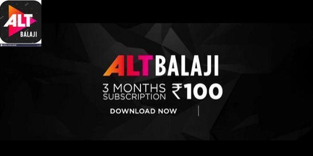 ALTBalaji offers India