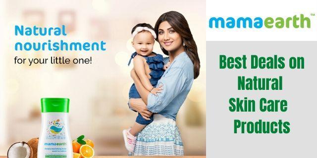 Mamaearth offers India