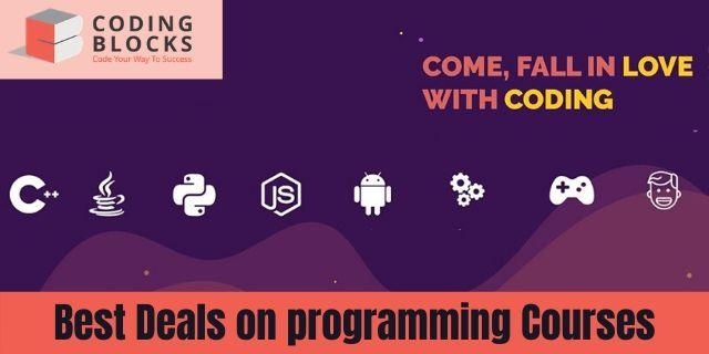 Coding Blocks offers India