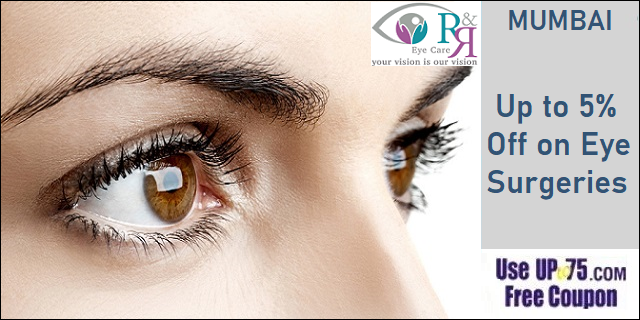 R and R Eye Care offers India
