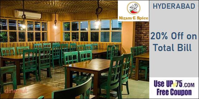 Nizam E Spice offers India