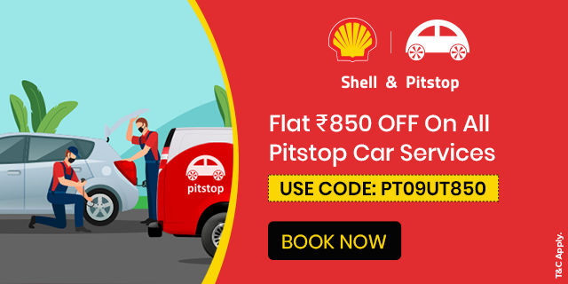 Pitstop offers India