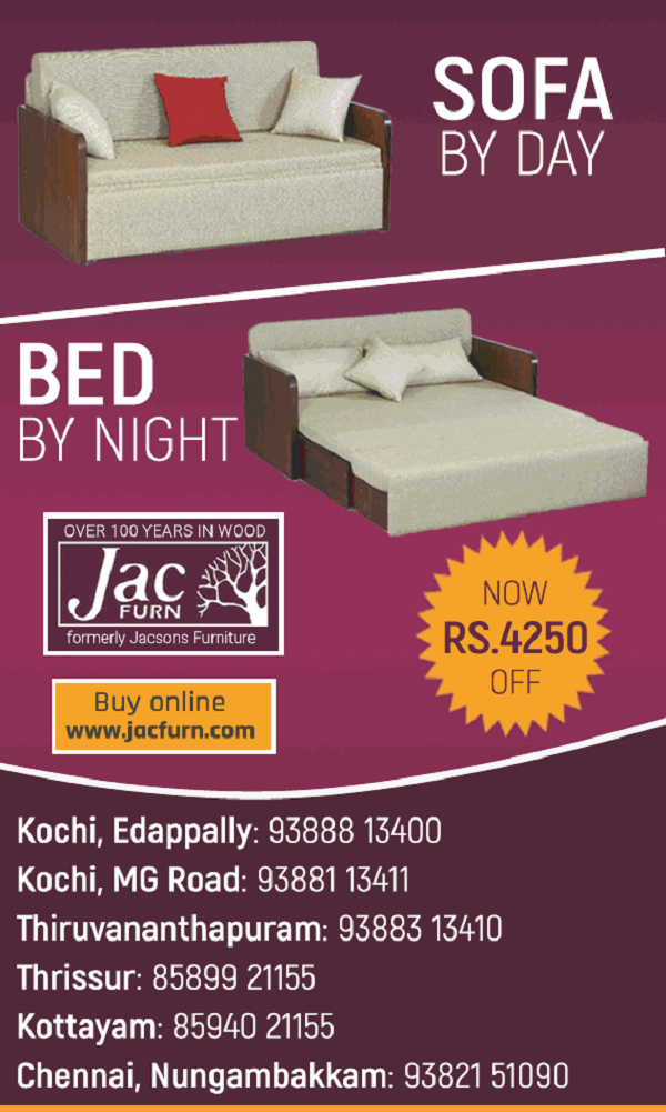 Jacfurn offers India