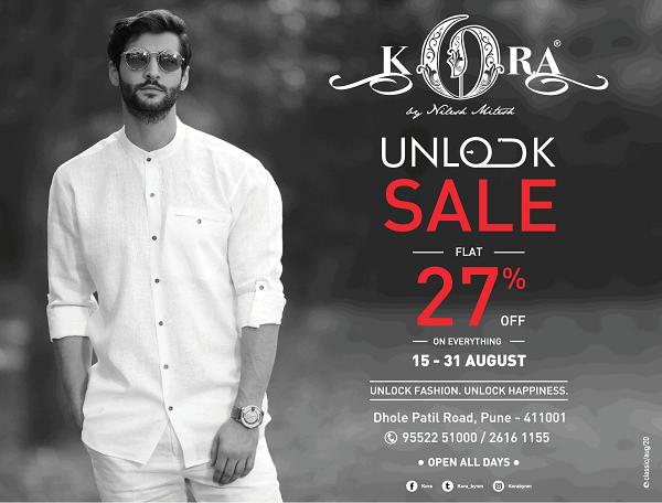 Kora offers India