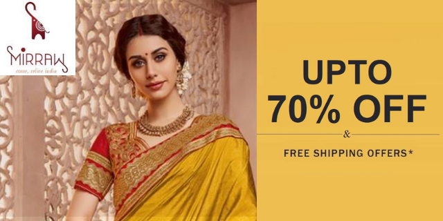 Mirraw offers India