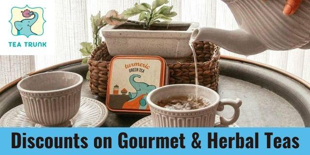 Tea Trunk offers India