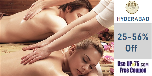 Sanvee Spa and Salon offers India