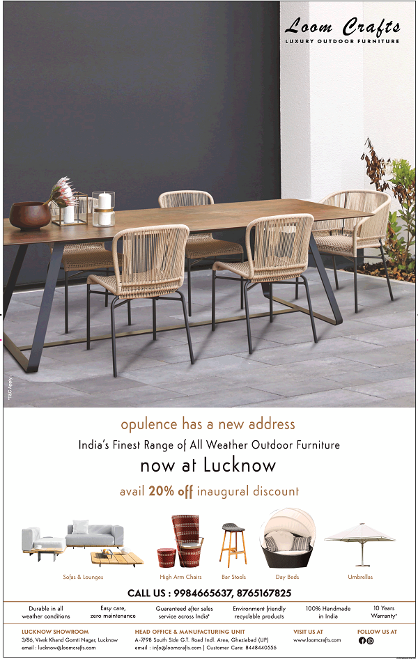 Loom Crafts offers India
