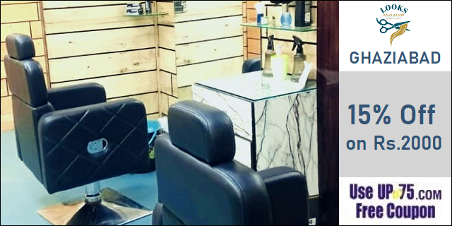 Looks Salon Kaushambi offers India