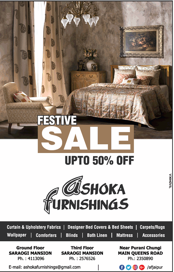 Ashoka Furnishings offers India