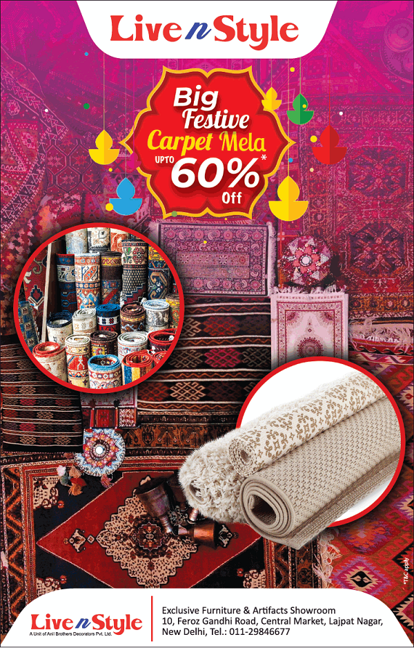Live N Style offers India