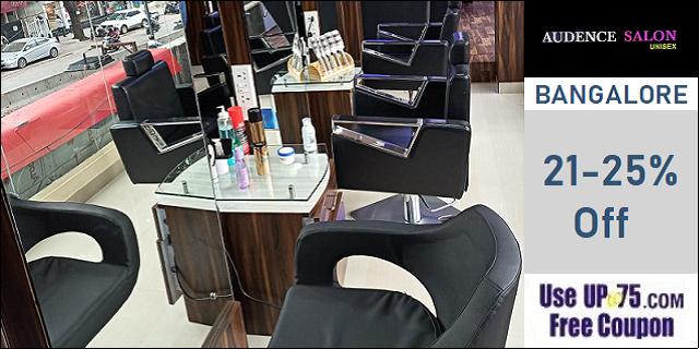 Audence Salon offers India