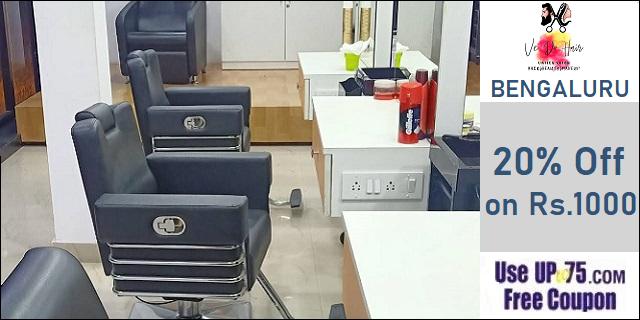 Ve Do Hair Unisex Salon offers India