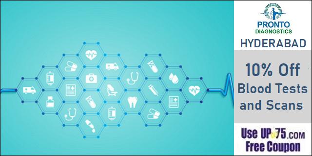 Pronto Diagnostics offers India