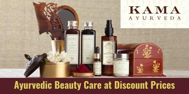 Kama Ayurveda offers India