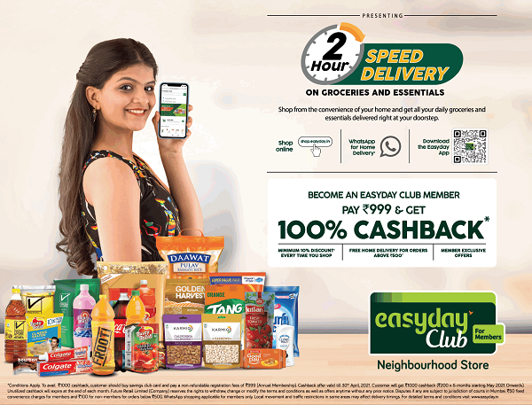 Easyday Club offers India