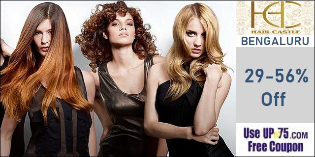 Hair Castle Unisex Salon offers India