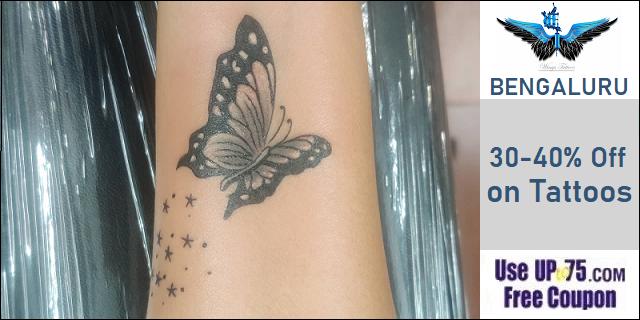 Wings Tattoo Studio offers India