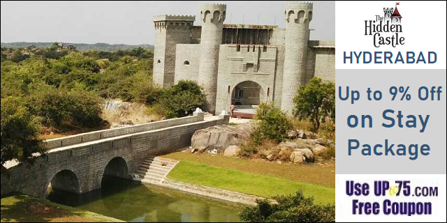 The Hidden Castle Resort offers India