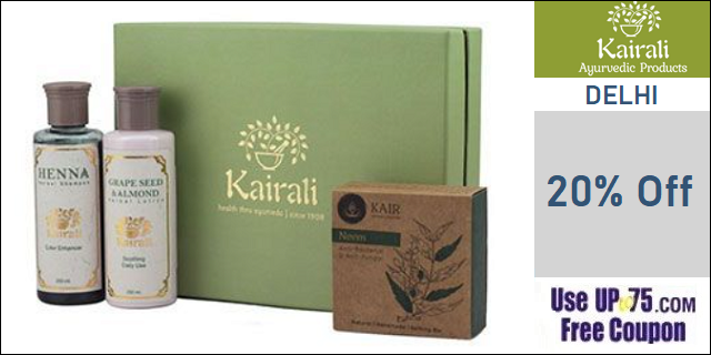Kairali Ayurvedic Products offers India