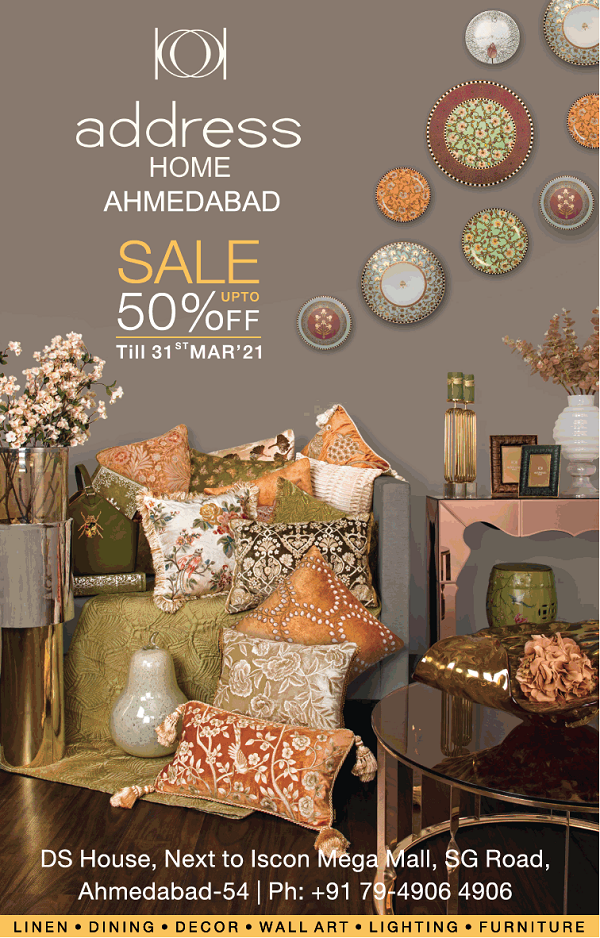 Address Home offers India