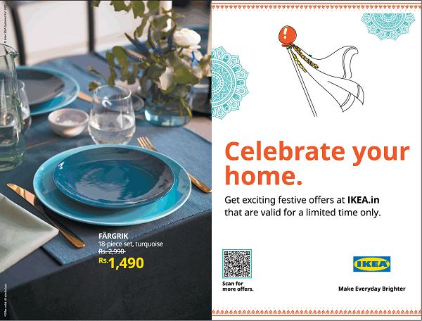Ikea offers India