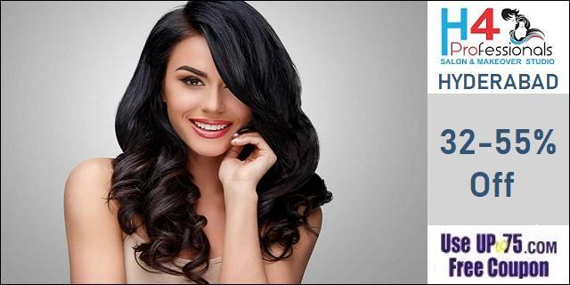 H4 Salon offers India
