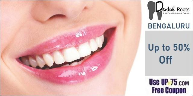 Dental Roots offers India