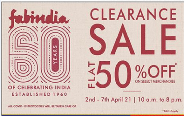 Fabindia offers India
