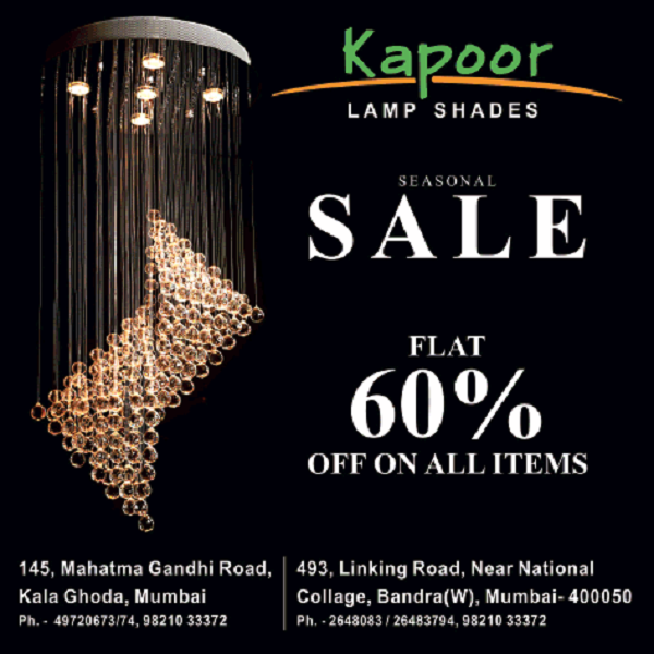 Kapoor Lamp Shade Co offers India