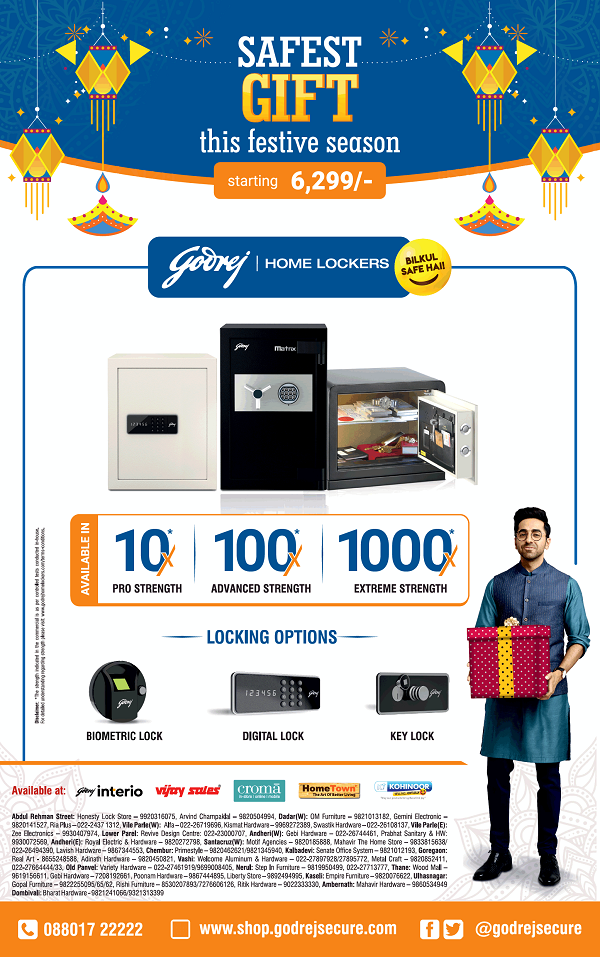 Godrej offers India