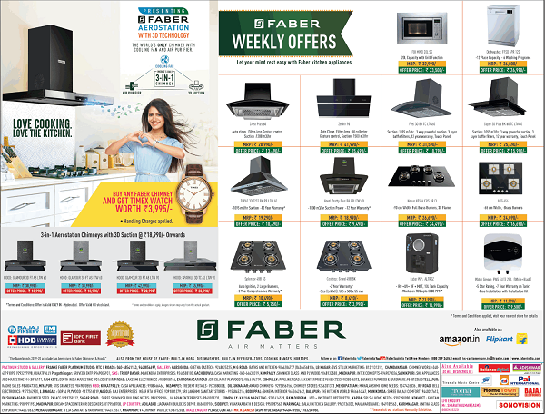 Faber offers India